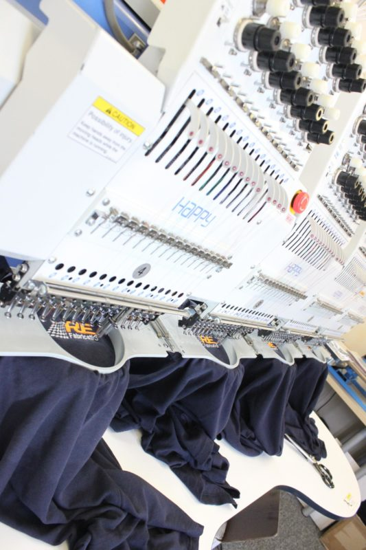 Embroidery Machine 1