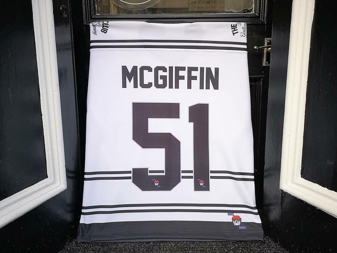 The 51 Club Custom Hockey Shirt 1