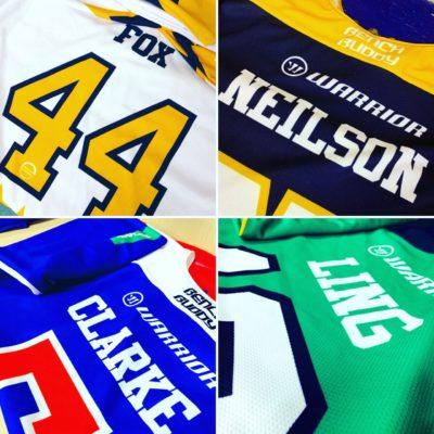 Ice Hockey Shirts