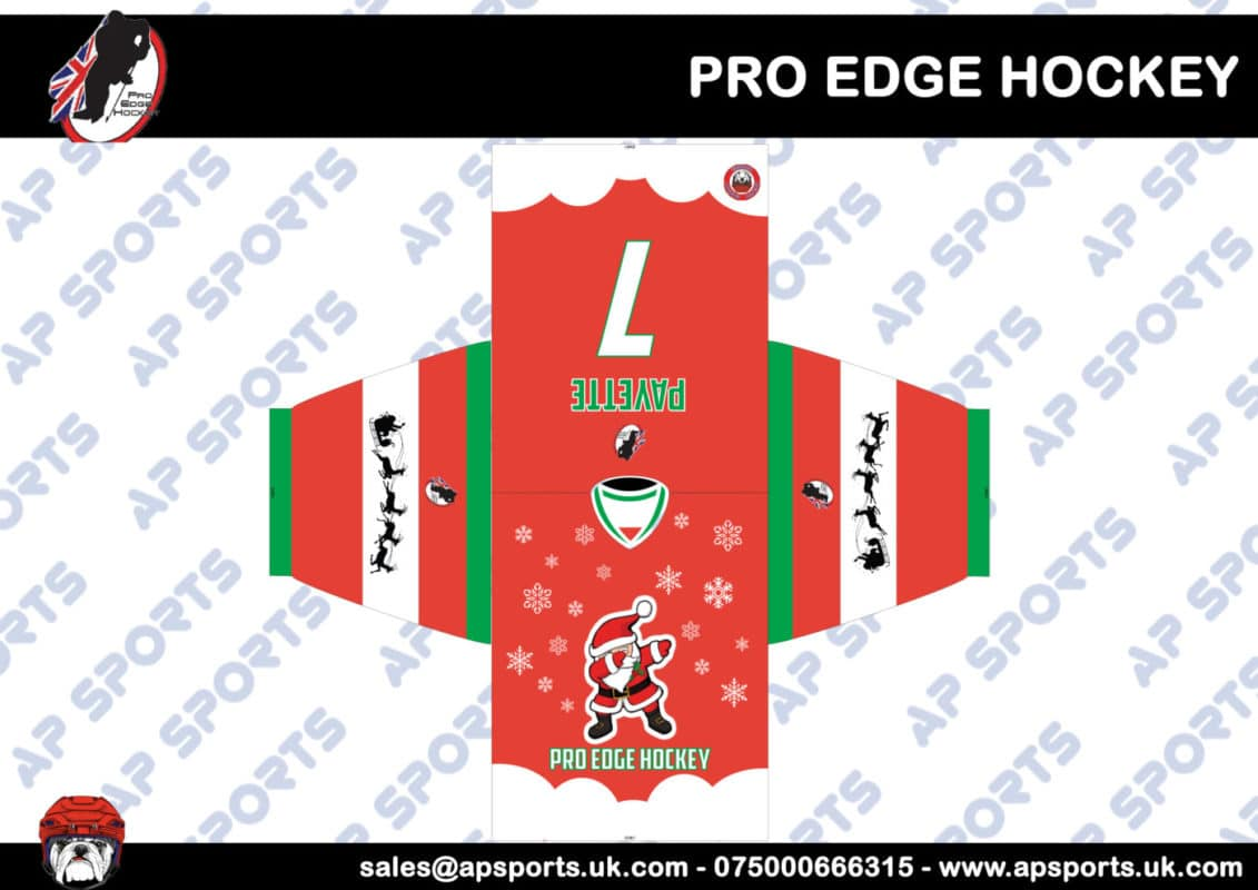 Pro Edge Christmas Jersey Scaled