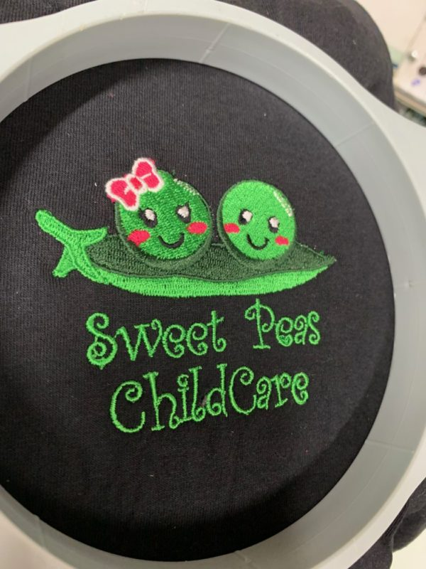 Sweet Peas Childcare Scaled