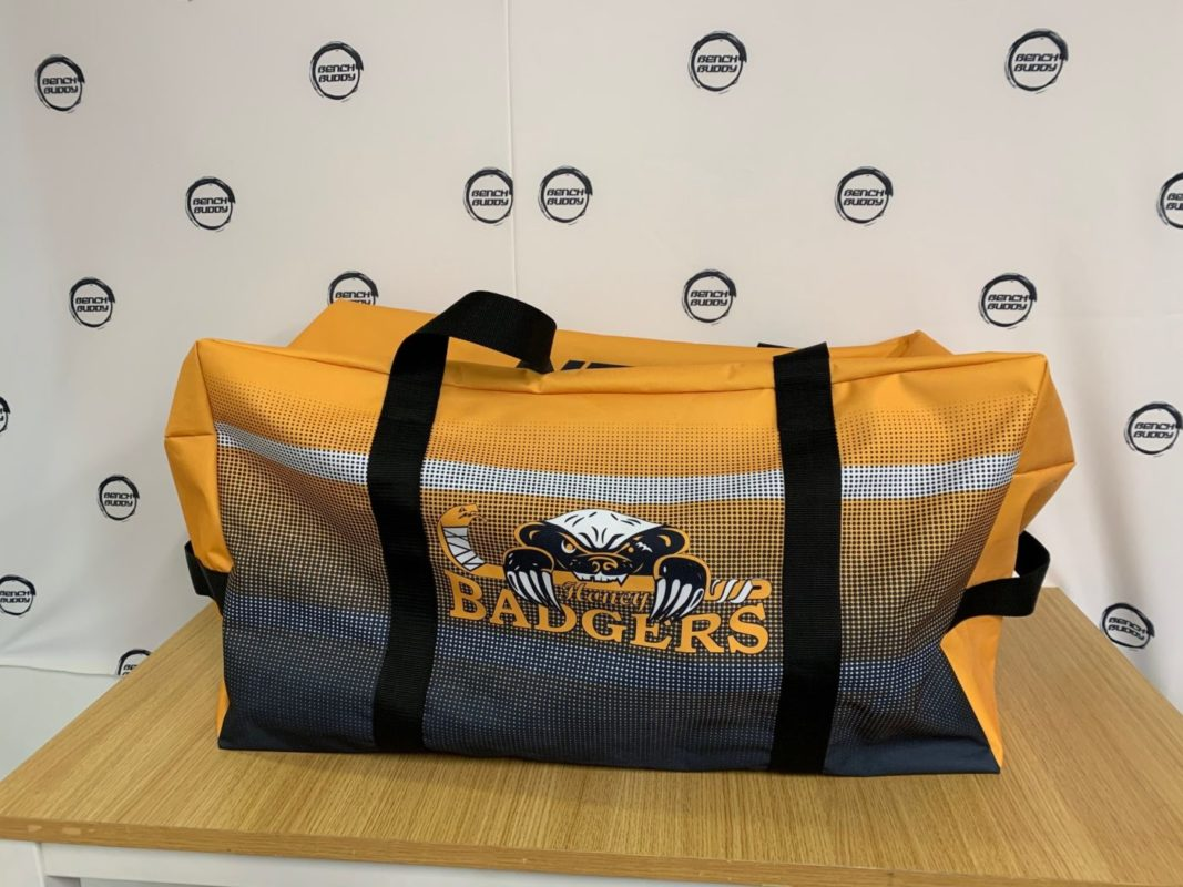Badgers Kitbag Scaled
